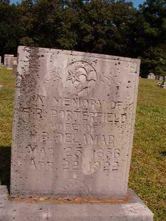 DELAMAR, F R - Dallas County, Arkansas   F R DELAMAR - Arkansas Gravestone Photos