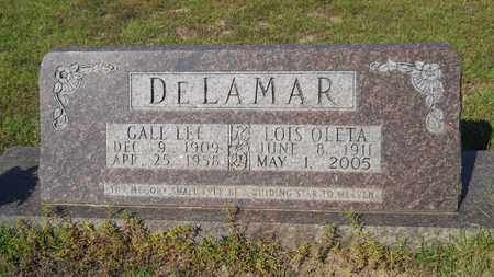 DELAMAR, GALE LEE - Dallas County, Arkansas | GALE LEE DELAMAR - Arkansas Gravestone Photos