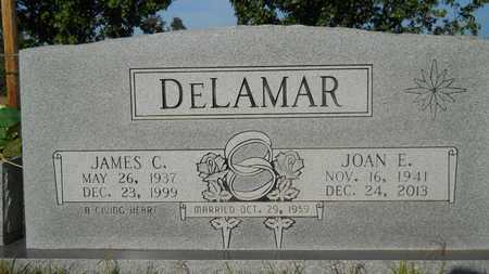 DELAMAR, JOAN E - Dallas County, Arkansas | JOAN E DELAMAR - Arkansas Gravestone Photos