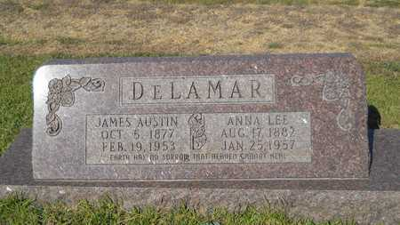DELAMAR, JAMES AUSTIN - Dallas County, Arkansas   JAMES AUSTIN DELAMAR - Arkansas Gravestone Photos