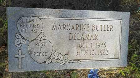 DELAMAR, MAGARINE - Dallas County, Arkansas | MAGARINE DELAMAR - Arkansas Gravestone Photos