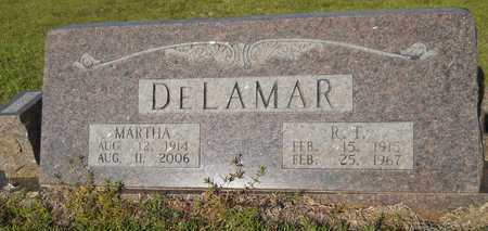 DELAMAR, ROLAND T - Dallas County, Arkansas | ROLAND T DELAMAR - Arkansas Gravestone Photos