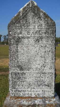 DELAMAR, SALLIE - Dallas County, Arkansas | SALLIE DELAMAR - Arkansas Gravestone Photos