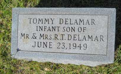 DELAMAR, TOMMY - Dallas County, Arkansas | TOMMY DELAMAR - Arkansas Gravestone Photos