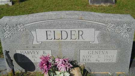 BETTIS ELDER, GENEVA - Dallas County, Arkansas | GENEVA BETTIS ELDER - Arkansas Gravestone Photos