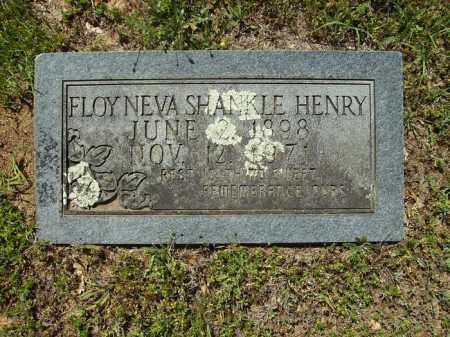 HENRY, FLOY NEVA - Dallas County, Arkansas | FLOY NEVA HENRY - Arkansas Gravestone Photos