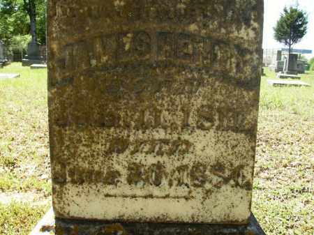 HENRY, JAMES - Dallas County, Arkansas | JAMES HENRY - Arkansas Gravestone Photos