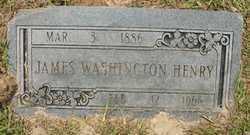 HENRY, JOHN WASHINGTON - Dallas County, Arkansas | JOHN WASHINGTON HENRY - Arkansas Gravestone Photos