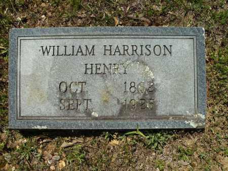HENRY, WILLIAM HARRISON - Dallas County, Arkansas | WILLIAM HARRISON HENRY - Arkansas Gravestone Photos