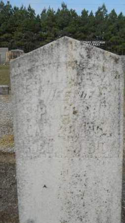 LAWRENCE MCCANN, ERMINNIE ANN - Dallas County, Arkansas | ERMINNIE ANN LAWRENCE MCCANN - Arkansas Gravestone Photos