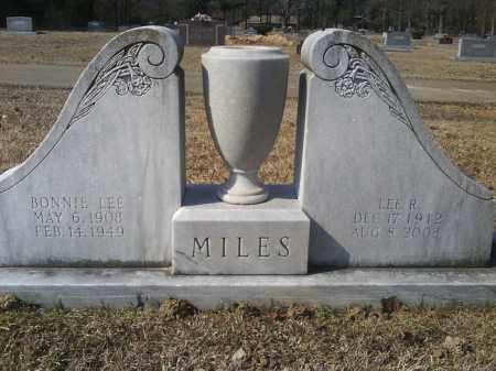 MILES, BONNIE LEE - Dallas County, Arkansas | BONNIE LEE MILES - Arkansas Gravestone Photos
