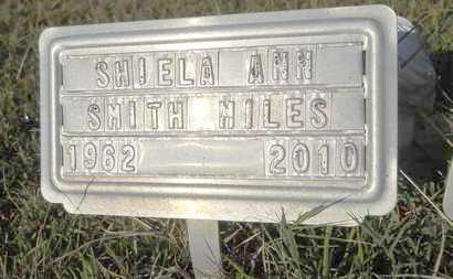 MILES, SHIELA ANN - Dallas County, Arkansas | SHIELA ANN MILES - Arkansas Gravestone Photos