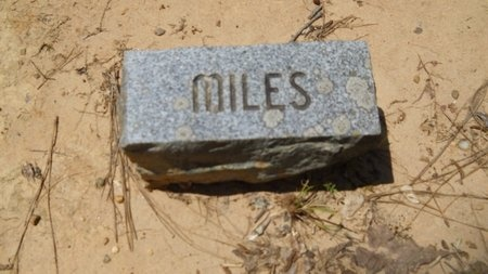 MILES, UNKNOWN - Dallas County, Arkansas | UNKNOWN MILES - Arkansas Gravestone Photos