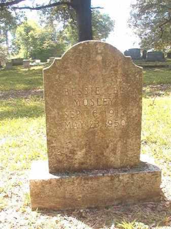 MOSLEY, BESSIE LEE - Dallas County, Arkansas   BESSIE LEE MOSLEY - Arkansas Gravestone Photos