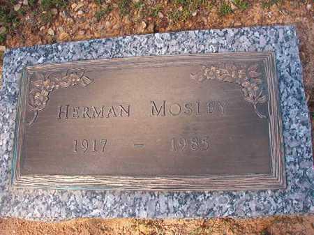 MOSLEY, HERMAN - Dallas County, Arkansas   HERMAN MOSLEY - Arkansas Gravestone Photos