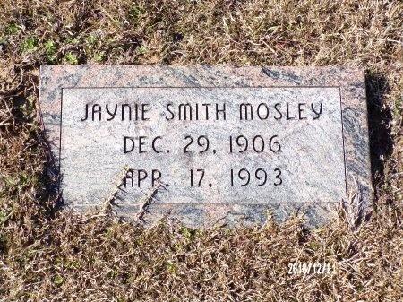 MOSLEY, JAYNIE - Dallas County, Arkansas | JAYNIE MOSLEY - Arkansas Gravestone Photos