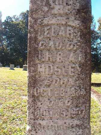 MOSLEY, LELAR L - Dallas County, Arkansas | LELAR L MOSLEY - Arkansas Gravestone Photos