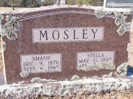 MOSLEY, SMASH - Dallas County, Arkansas | SMASH MOSLEY - Arkansas Gravestone Photos