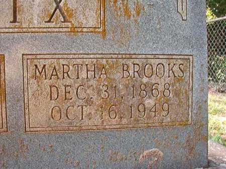 NIX, MARTHA (CLOSEUP) - Dallas County, Arkansas | MARTHA (CLOSEUP) NIX - Arkansas Gravestone Photos