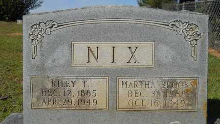 NIX, MARTHA - Dallas County, Arkansas | MARTHA NIX - Arkansas Gravestone Photos