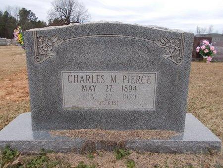 PIERCE, CHARLES M - Dallas County, Arkansas | CHARLES M PIERCE - Arkansas Gravestone Photos
