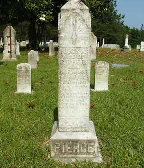 PIERCE, LUCY ANN - Dallas County, Arkansas | LUCY ANN PIERCE - Arkansas Gravestone Photos
