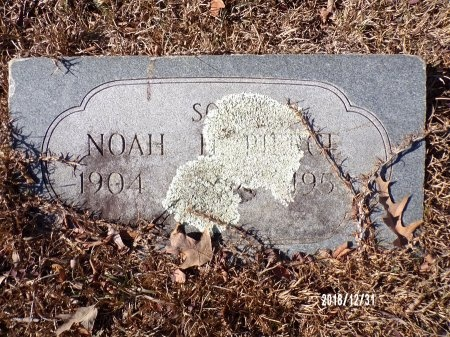 PIERCE, NOAH H - Dallas County, Arkansas   NOAH H PIERCE - Arkansas Gravestone Photos