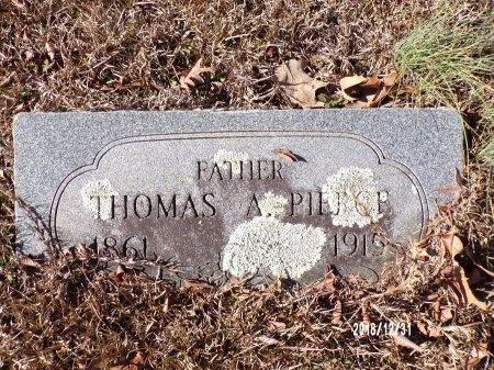 PIERCE, THOMAS A - Dallas County, Arkansas | THOMAS A PIERCE - Arkansas Gravestone Photos