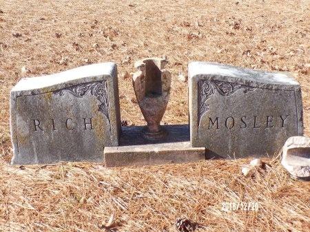 MOSLEY, MEMORIAL - Dallas County, Arkansas   MEMORIAL MOSLEY - Arkansas Gravestone Photos