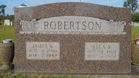 ROBERTSON, LELA S - Dallas County, Arkansas | LELA S ROBERTSON - Arkansas Gravestone Photos