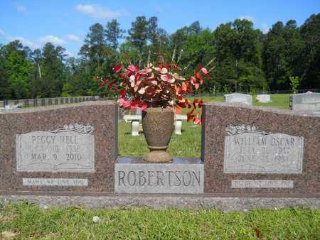 ROBERTSON RUSSELL, PEGGY NELL - Dallas County, Arkansas   PEGGY NELL ROBERTSON RUSSELL - Arkansas Gravestone Photos