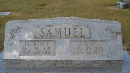 HEARD SAMUEL, FLORENCE - Dallas County, Arkansas   FLORENCE HEARD SAMUEL - Arkansas Gravestone Photos
