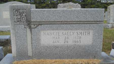 RICE SMITH, NANCIE SALLY - Dallas County, Arkansas | NANCIE SALLY RICE SMITH - Arkansas Gravestone Photos
