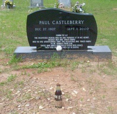 CASTLEBERRY, PAUL - Dallas County, Arkansas | PAUL CASTLEBERRY - Arkansas Gravestone Photos