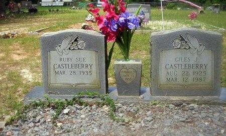 CASTLEBERRY, GILES J - Dallas County, Arkansas   GILES J CASTLEBERRY - Arkansas Gravestone Photos