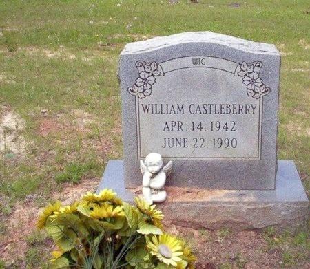 CASTLEBERRY, WILLIAM - Dallas County, Arkansas | WILLIAM CASTLEBERRY - Arkansas Gravestone Photos