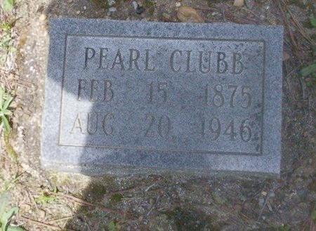CLUBB, PEARL - Dallas County, Arkansas | PEARL CLUBB - Arkansas Gravestone Photos