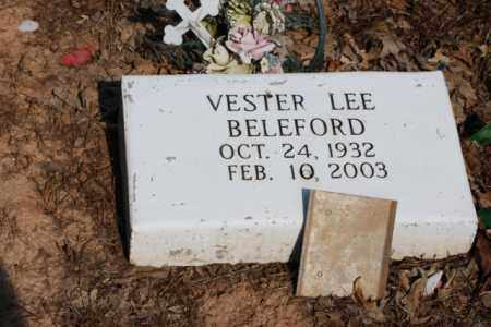 BELEFORD, VESTER LEE - Desha County, Arkansas | VESTER LEE BELEFORD - Arkansas Gravestone Photos