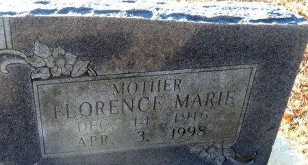 BOX, FLORENCE MARIE (CLOSEUP) - Desha County, Arkansas | FLORENCE MARIE (CLOSEUP) BOX - Arkansas Gravestone Photos