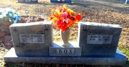 BOX, JAMES HANSON - Desha County, Arkansas | JAMES HANSON BOX - Arkansas Gravestone Photos