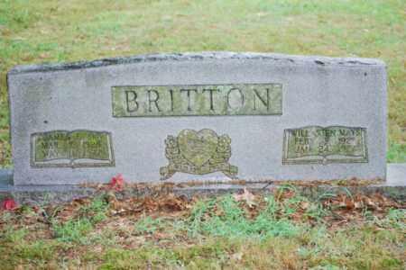 BRITTON, JAMES E. - Desha County, Arkansas | JAMES E. BRITTON - Arkansas Gravestone Photos