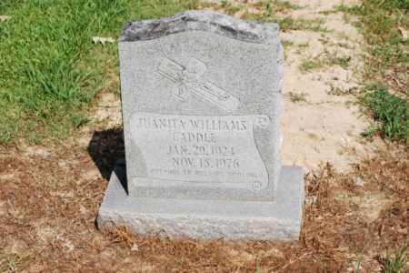 CADDLE, JUANITA - Desha County, Arkansas | JUANITA CADDLE - Arkansas Gravestone Photos