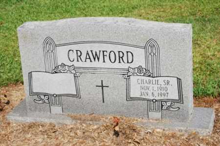 CRAWFORD SR., CHARLIE - Desha County, Arkansas | CHARLIE CRAWFORD SR. - Arkansas Gravestone Photos
