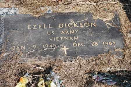 DICKSON (VETERAN VIET), EZELL - Desha County, Arkansas   EZELL DICKSON (VETERAN VIET) - Arkansas Gravestone Photos