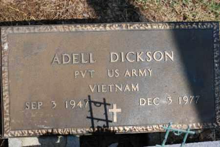 DICKSON (VETERAN VIET), ADELL - Desha County, Arkansas   ADELL DICKSON (VETERAN VIET) - Arkansas Gravestone Photos