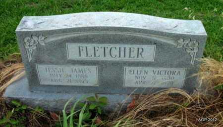 FLETCHER, JESSIE JAMES - Desha County, Arkansas | JESSIE JAMES FLETCHER - Arkansas Gravestone Photos