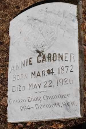 GARDNER, ANNIE - Desha County, Arkansas | ANNIE GARDNER - Arkansas Gravestone Photos