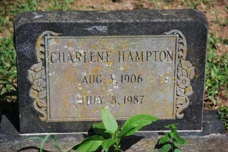 HAMPTON, CHARLENE - Desha County, Arkansas | CHARLENE HAMPTON - Arkansas Gravestone Photos