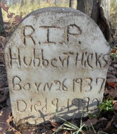 HICKS, HUBBERT - Desha County, Arkansas | HUBBERT HICKS - Arkansas Gravestone Photos