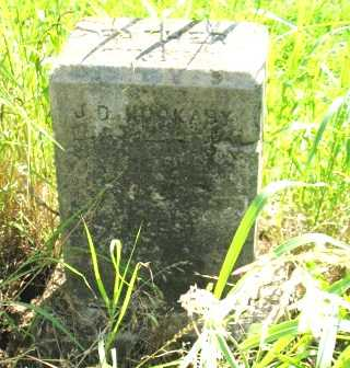 HUCKABY, J D - Desha County, Arkansas | J D HUCKABY - Arkansas Gravestone Photos